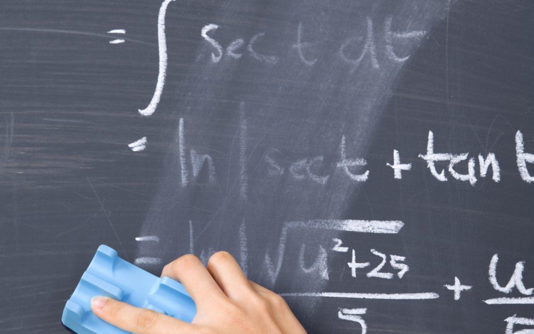 So lernt man Mathematik mit Karteikarten