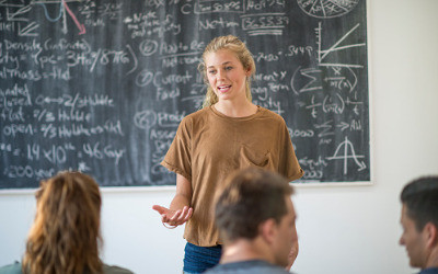 Nachhilfe für Unternehmen bei der Akademie der Mathematik